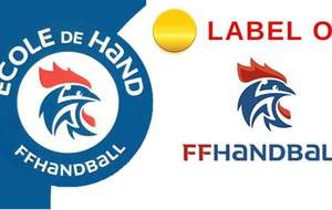 Le Label Or pour le HBDC !