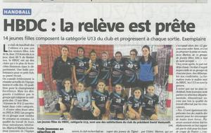 Article Nice-Matin du 27/03/2014