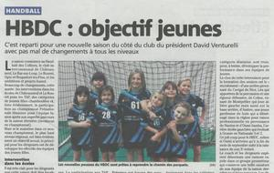 Article Nice-Matin du 06/09/2014