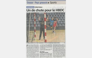 Article Nice-Matin du 24/09/2014