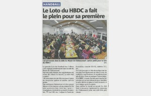 Article Nice-matin du 05/03/2015