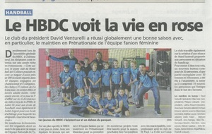 Article Nice-Matin du 24/06/2015
