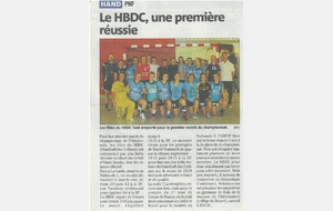 Article Nice-Matin du 22/09/2015