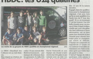 Article Nice matin du 20-10-2016
