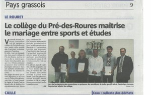 Article Nice-Matin du 08-06-2016