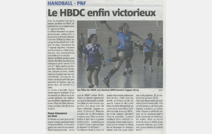Article Nice matin du 09-12-2016