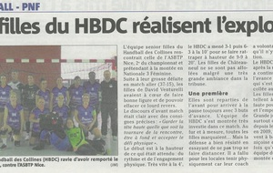 Article Nice Matin du 08-03-2017