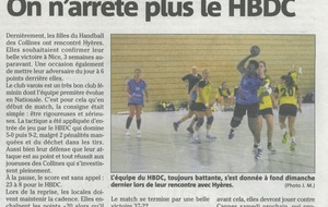 Article Nice Matin du 30-03-2017
